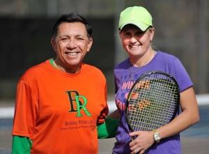 Coach Bobby and Vita